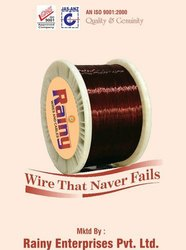 Enameled Copper Wire, For Industrial