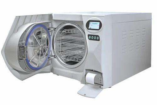 Trueclave Horizontal Laboratory Autoclave, For Steam Sterilizer, 2 KW, Rs  260000 /unit   ID: 17697208688