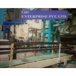 EDI Fertilizer Bagging Machine, For Industrial