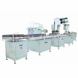 Pharma Liquid Filling Machine