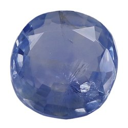 Beautiful Oval - Cut Eye Clean Natural Ceylon Blue Sapphire
