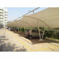 Industrial Car Parking Shed