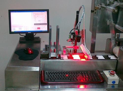Security Printing Inspection Systems