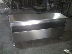 Mirror/matt TGPE Industrial Benches