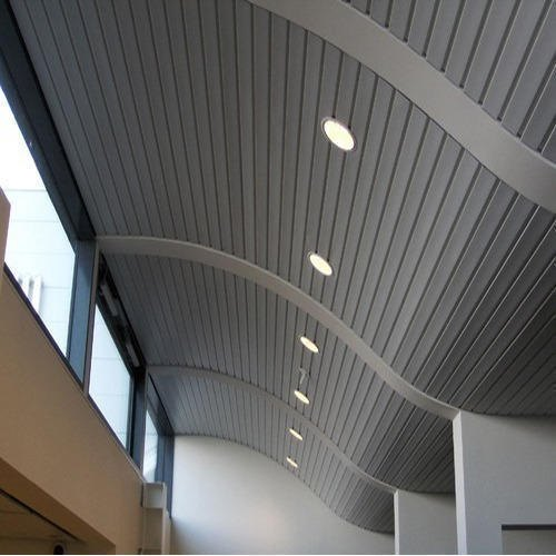 Ceiling Tiles And False Ceiling Metal False Ceilings
