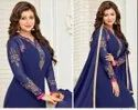 Ramzan Special Designer Georgette Full Embroidery Work Suit