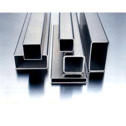 Square and Rectangular Steel Tubes