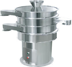 Triple Deck Vibro Sifter