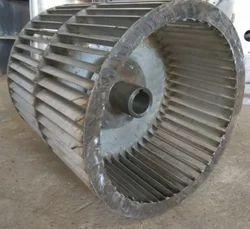 Double Inlet Double Width Fan
