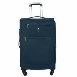 Novex Plain Soft Luggage Trolley Bag