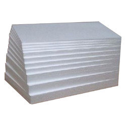 White Plain Thermocol Sheet, Thickness (in mm): 40