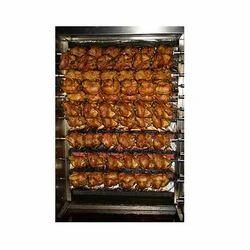Commercial Rotisserie Oven