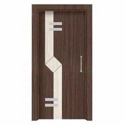 BRK Doors Brown Laminates Doors, Size/Dimension: 3x7x25mm, For Laminates Or Veneer