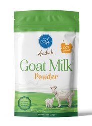 Aadvik 9 Months Goat Milk Powder, Packaging Type: Packet, Pack Size: 200g