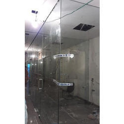 Transparent Swing Office Glass Door, For Home