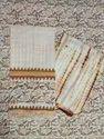 Hand Block Print Cotton Suit Sets Unstitched Suit