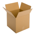 Crafted Corrugated Box