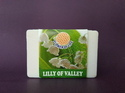 Lilly Of Valley Glycerin Soap