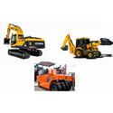 Construction Equipment Speciality Labels