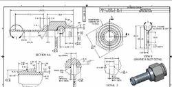 Individual Designer 3D Cad Modeling 2D Drafting And Detailing