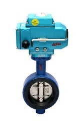 Electrical Actuator Butterfly Valves
