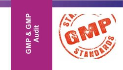 Consulting Firm Retainer Based GMP Audit for Pharma Companies