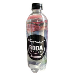 Fruit Valley Soda Water, Packaging Size: 600 ml, Packaging Type: Bottles
