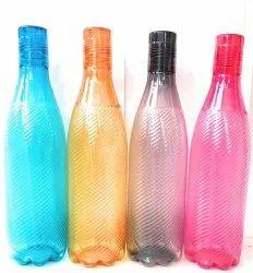 ABM Multicolor Fridge Bottles, Capacity: 1000ml Approx