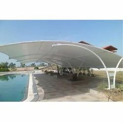 Polyester Tensile Structure