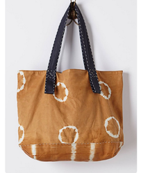 Tie Dye Cotton Carry Bag