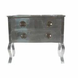 Vintage Industrial Aviator Cabinet