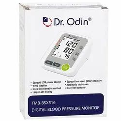 Blood Pressure Monitor Dr Odin