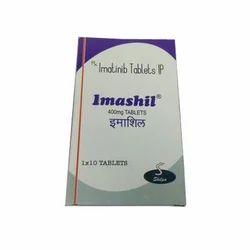 Shilpa Imatinib Tablets IP 400 Mg