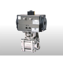 High Pressure 200 Kg Ball Valve