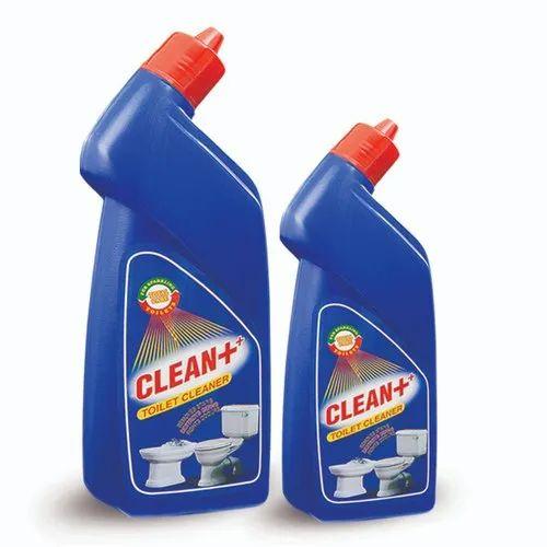Clean ++ Toilet Cleaner Liquid, Packaging Type: Plastic Bottle