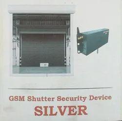 GSM Shutter Alarm System