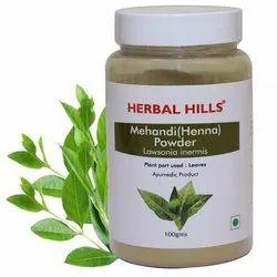 Organic Henna Powder - Lawsonia Inermis - 1 Kg - Healthy Hair