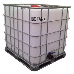 IBC Chemicals Storage Tank, Capacity: 1000L