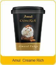 Amul Cream Rich Ice Cream