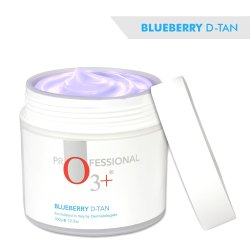 O3 Blueberry De Tan with Natural Extracts for Tan Removal