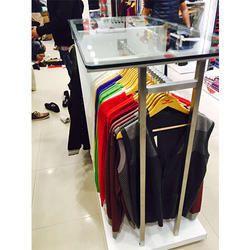 Garment Display Center Table