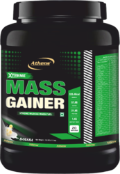 Banana Xtreme Mass Gainer Powder
