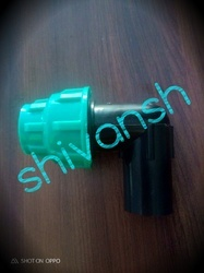 mdpe pipe fitting female threaded elbow