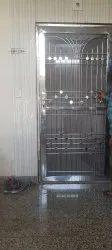 Iron Designer Door