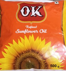 Sunflower Oil Ok (1/2 Ltr X 20 Pkt) Box