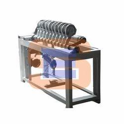 Pneumatic Core Paper Cutter Machine
