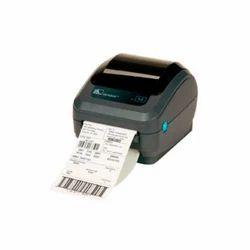 Zebra Barcode Printer, Capacity: 203 Dpi