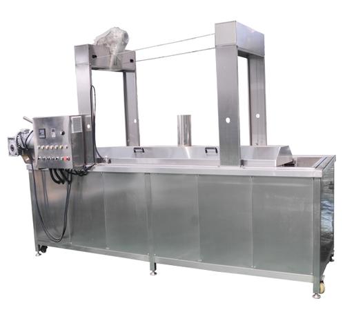 Semi-Automatic Continuous Namkeen Fryer Machine