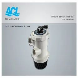 1.5 Inch Top Mount Multiport Valve