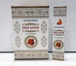 Ayurvedic Palo Santo Masala Incense Sticks